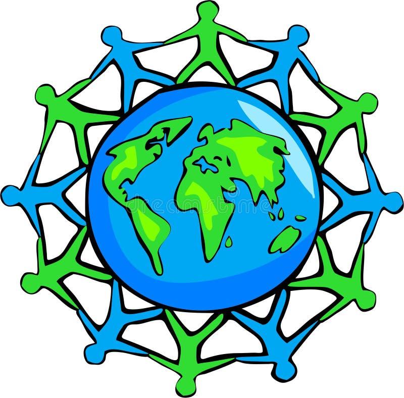 Global People stock image