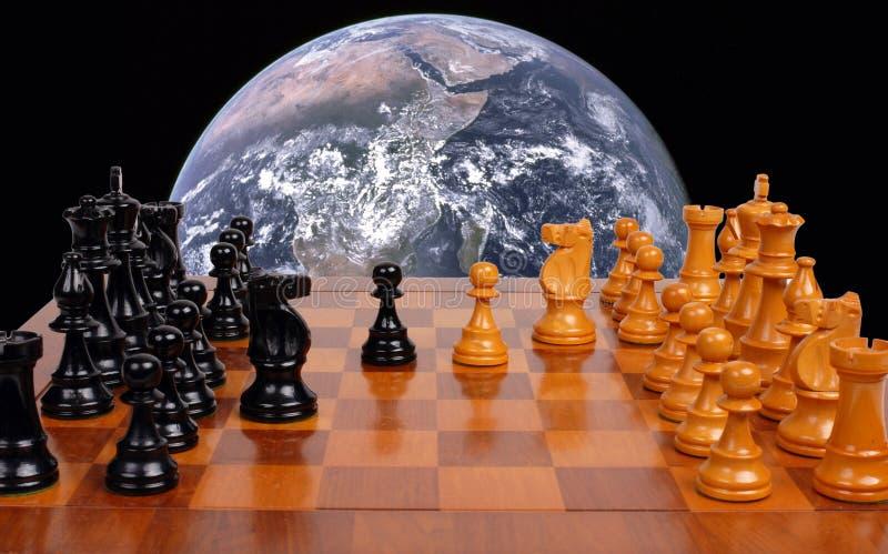 Global politik royaltyfri foto