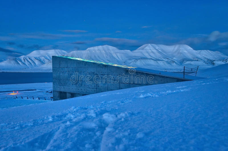 Download Global Seed Vault - Svalbard, Norway Editorial Stock Image - Image: 94572889