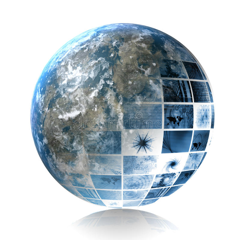 Global Software Stock Images