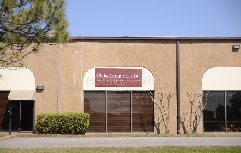 Global Supply Company Inc, Memphis, TN stock foto