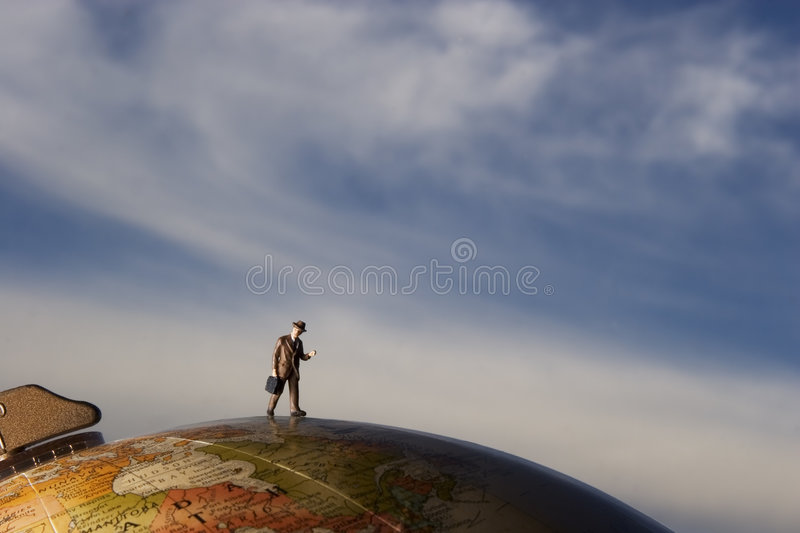 Global Travel Royalty Free Stock Photos