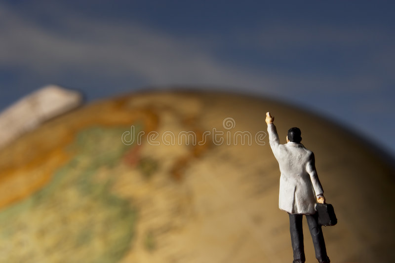 Global travel royalty free stock images