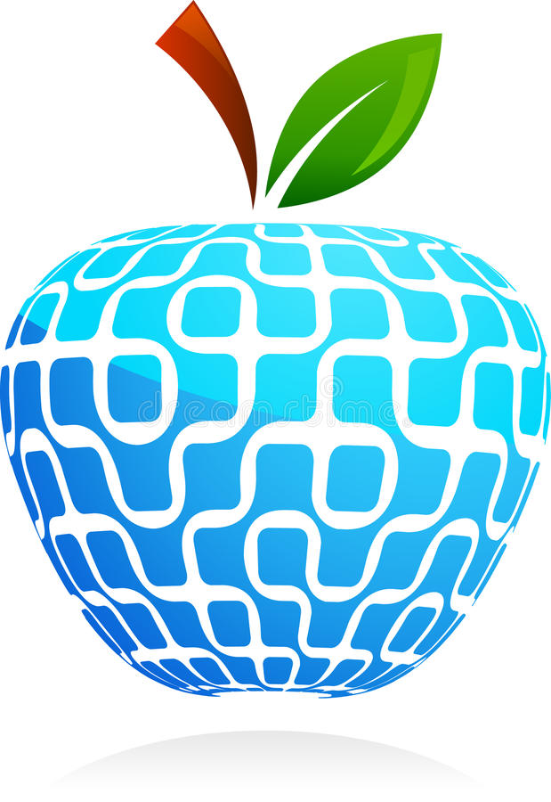 Download The Global Village - Technology Abstract Apple Royalty Free Stock Photos - Image: 19657028