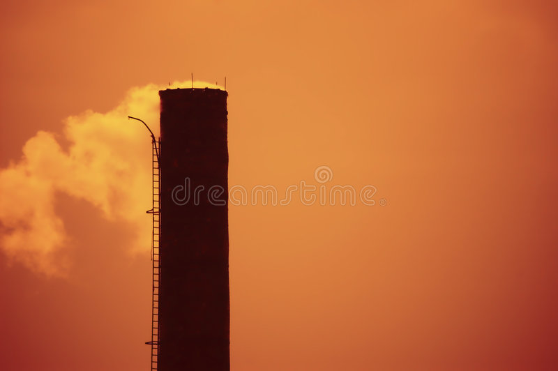 Download Global Warming stock image. Image of factory, ozone, corrupt - 1406145