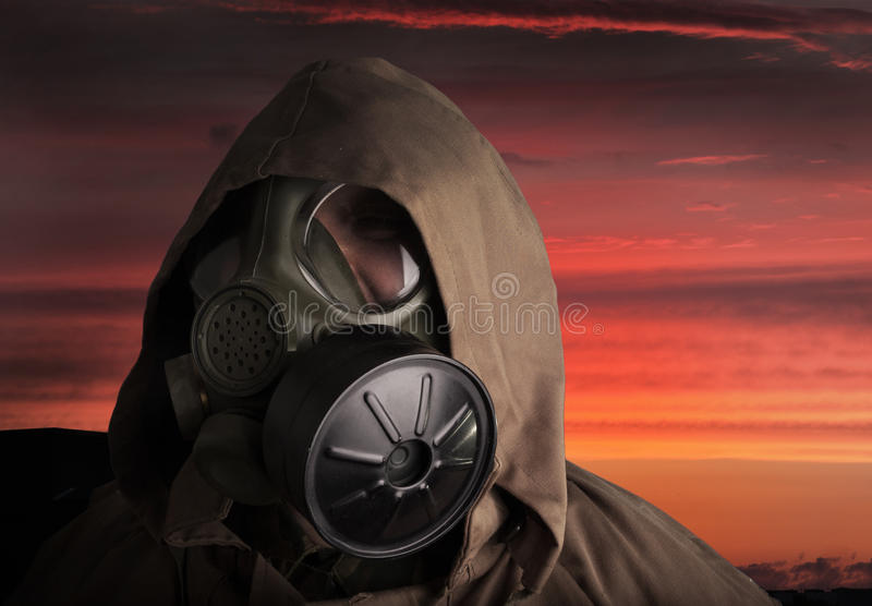 Global warming. Concept picture of global warming royalty free stock image