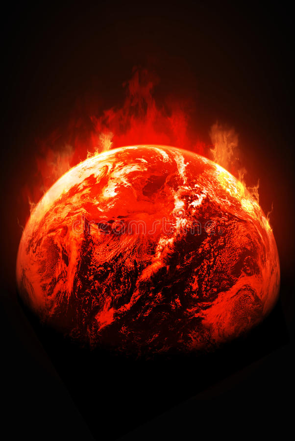 Free Global Warming Stock Photography - 17081802