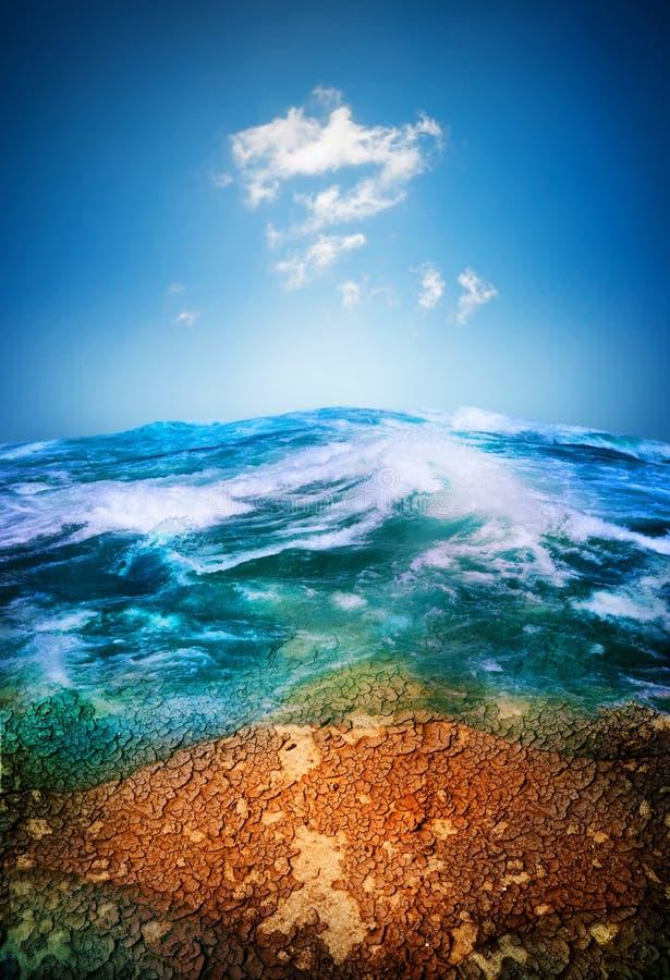 Download Global warming stock image. Image of rising, global, ocean - 21406545