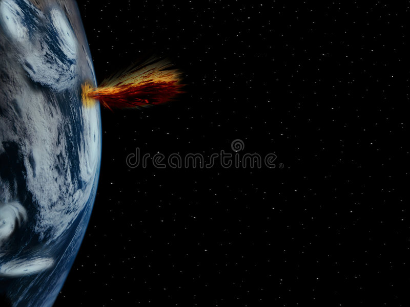 Global warming 4 royalty free stock images