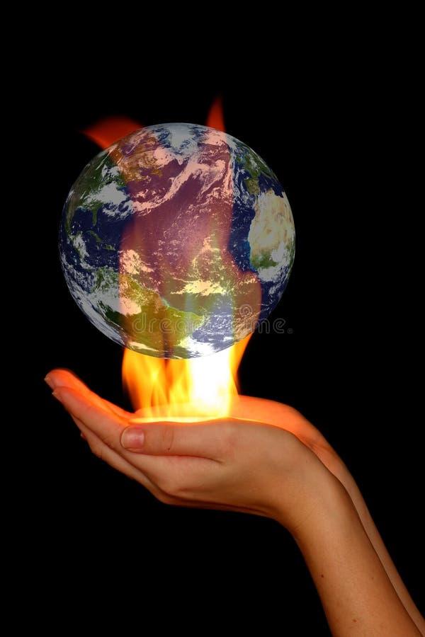 Free Global Warming Royalty Free Stock Image - 7102116