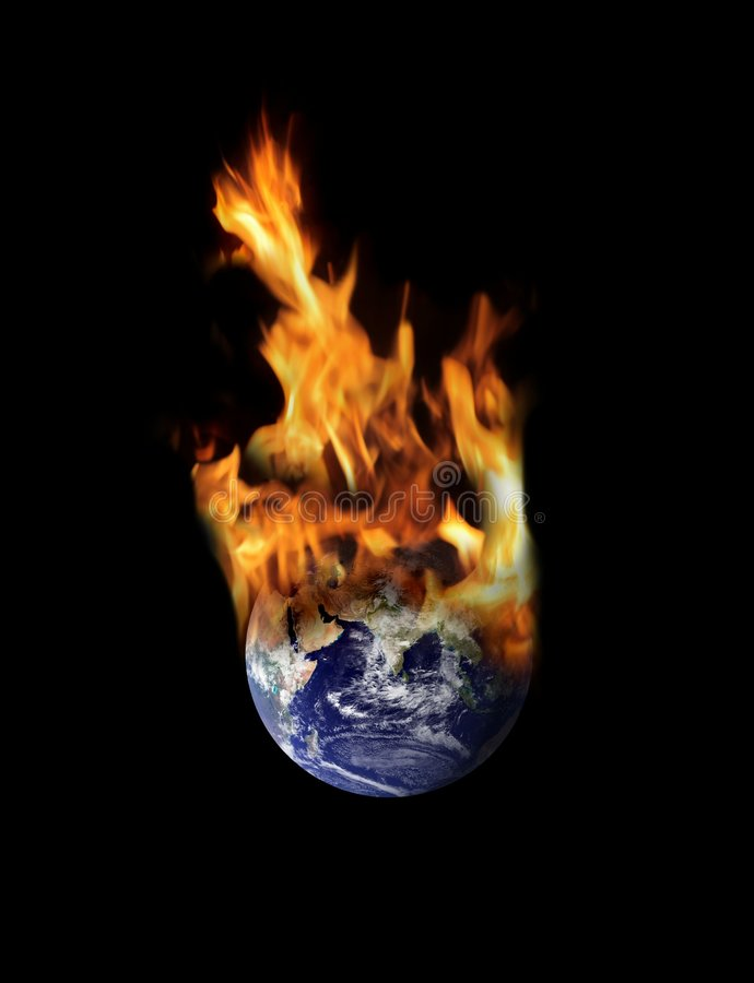 Download Global warming stock photo. Image of burning, clima, power - 8632504