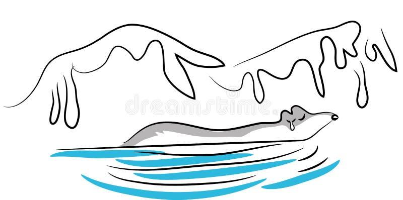 Download Global Warming Illustration Stock Vector - Illustration of problem, global: 114495980