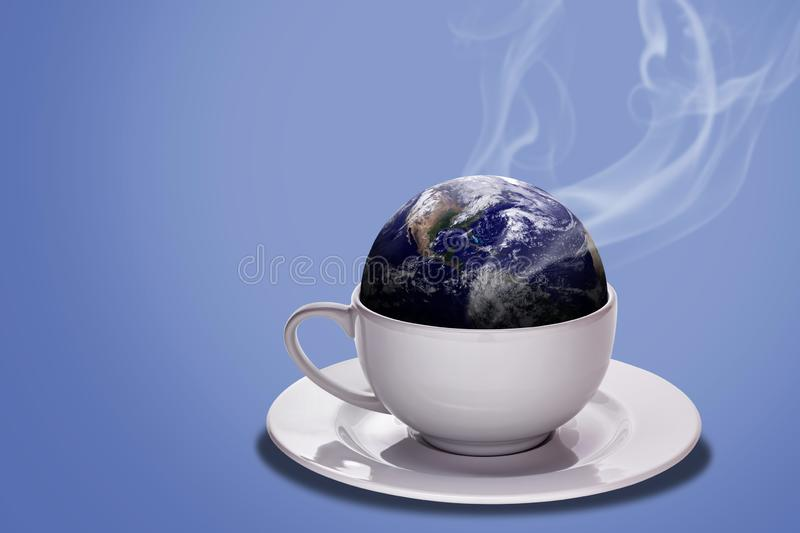 Global Warming and Pollution Concept royalty free stock photo