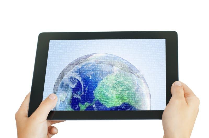 globala anslutningar arkivbilder