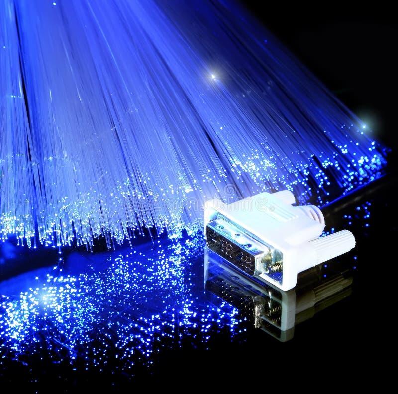 globala teknologier för kommunikationer royaltyfria foton