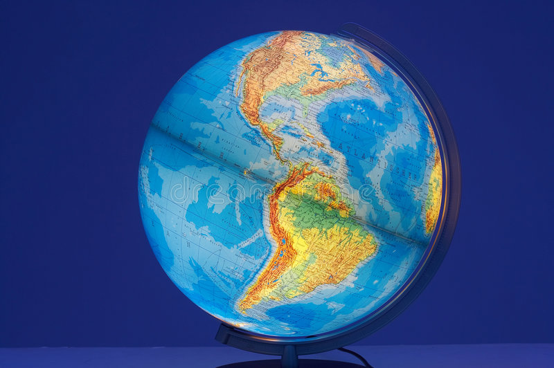 Globale immagini stock libere da diritti