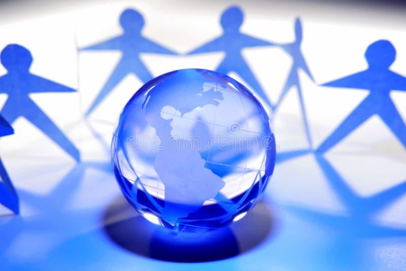 Globale Ausbildung lizenzfreie stockfotos