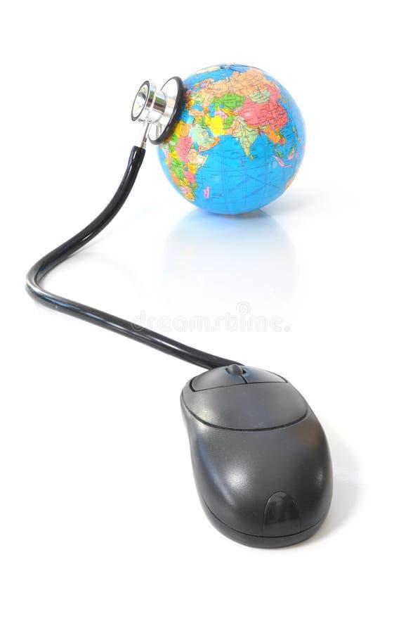 Globale gezondheidszorg stock foto's