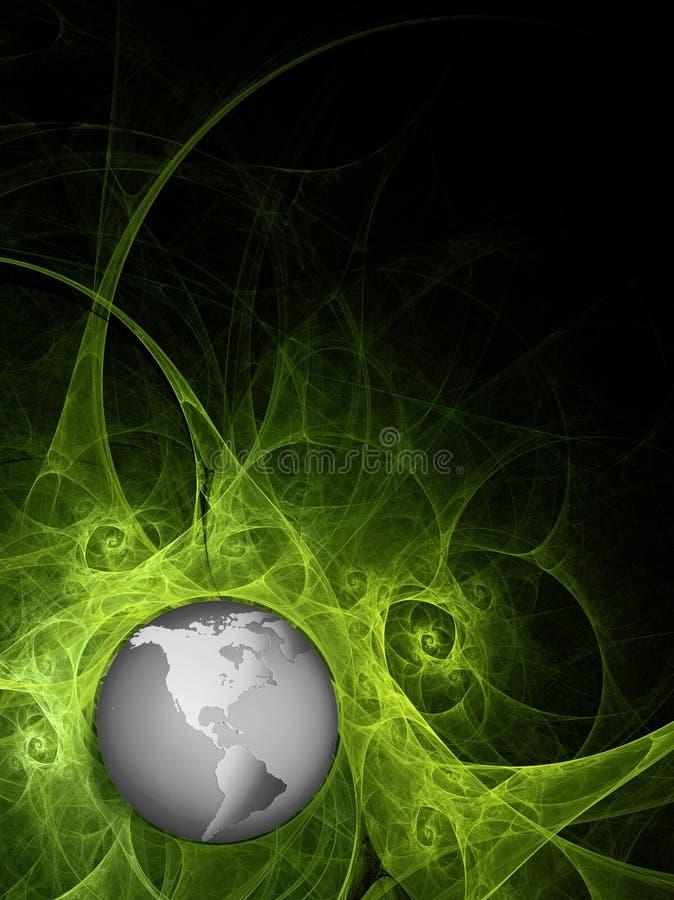 Globalisation illustration libre de droits