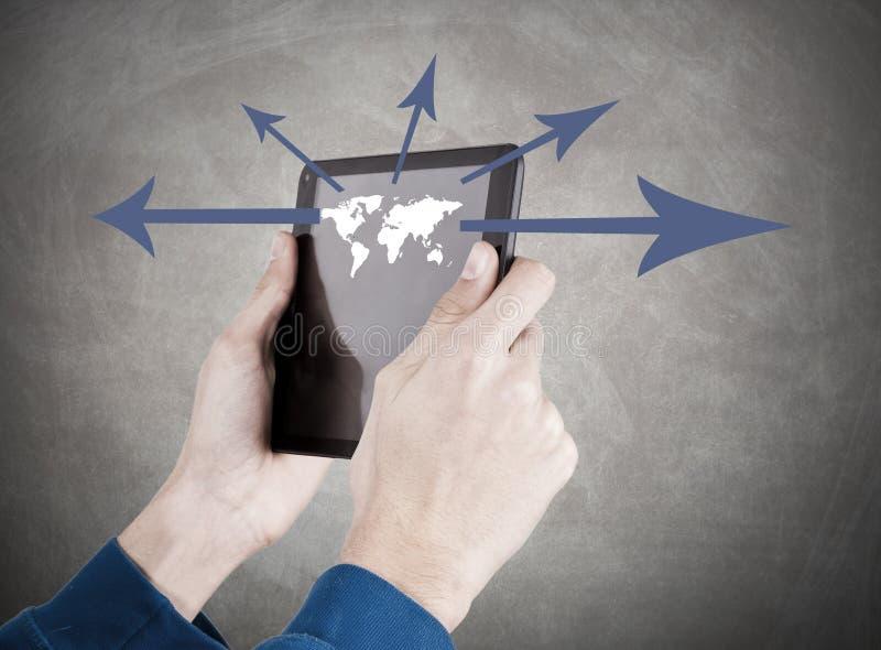 globalisering stock foto's