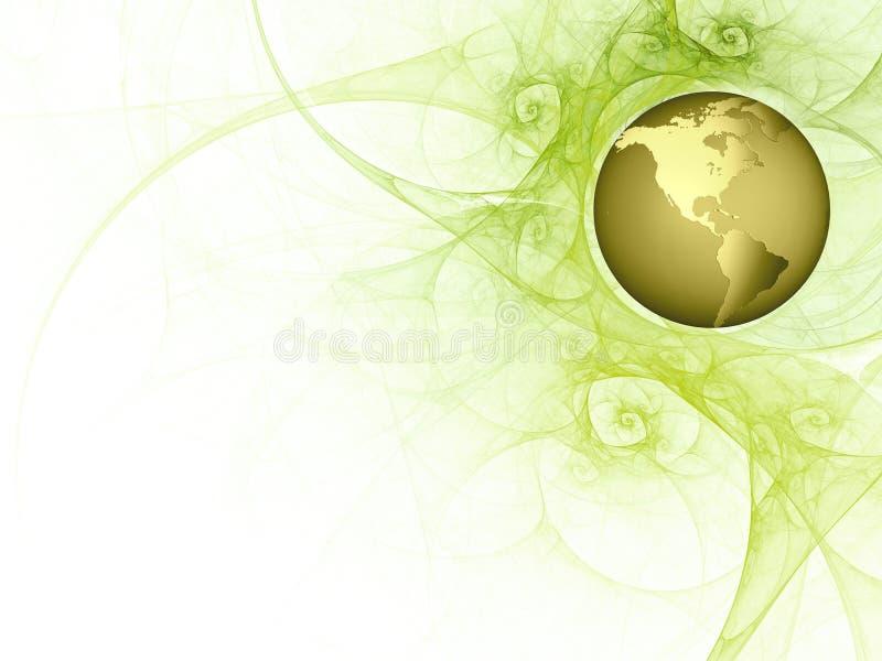 Globalização ilustração do vetor