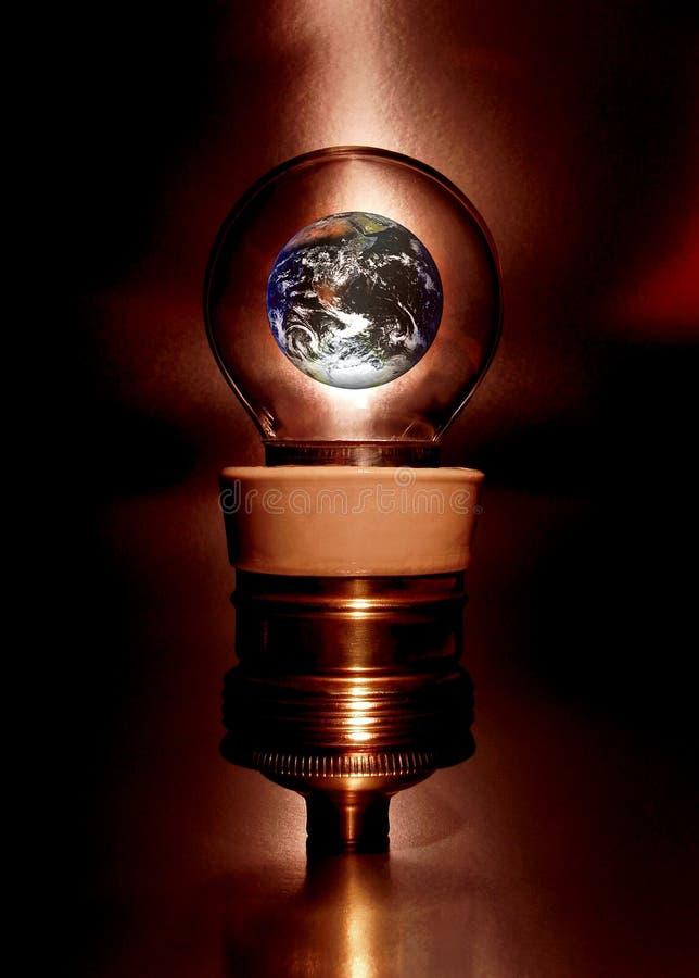 Globalización de la energía fotos de archivo