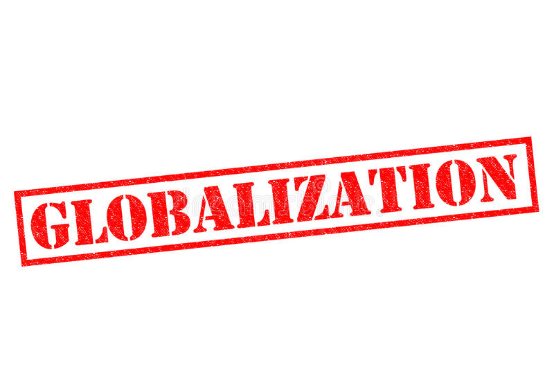 globalization illustrazione vettoriale