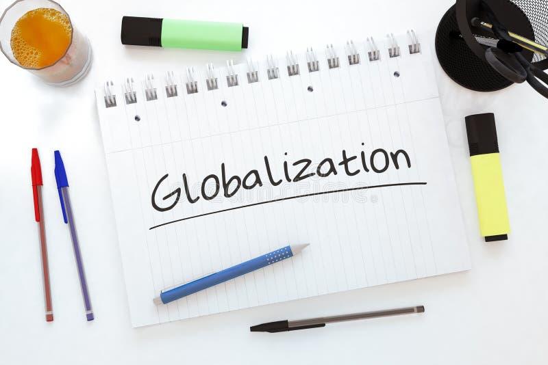 globalization ilustração royalty free