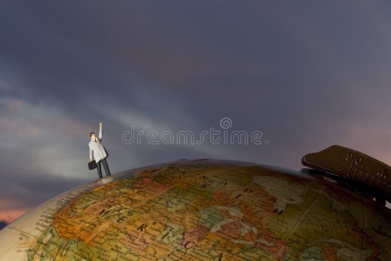 globalna podróży fotografia royalty free
