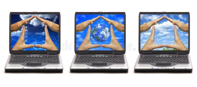 globalnego bezpieczeństwa zdjęcia stock