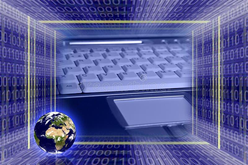 globalny technologii informacji zdjęcie royalty free