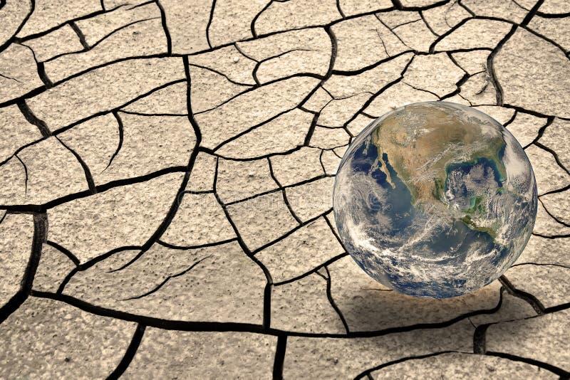 Globalny warGlobal rozgrzewkowy pojęcie z wizerunkiem od NASA fotografia skład z wizerunkiem od NASA - wizerunek z odbitkowym spa zdjęcie stock