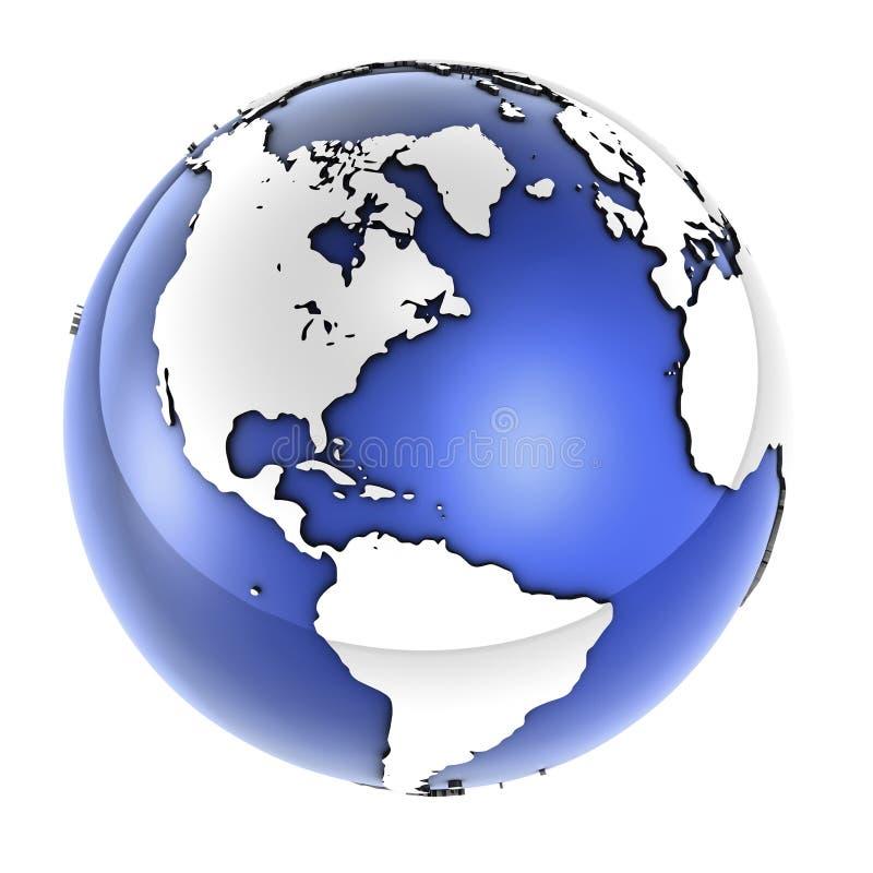 GlobalSeries illustration stock