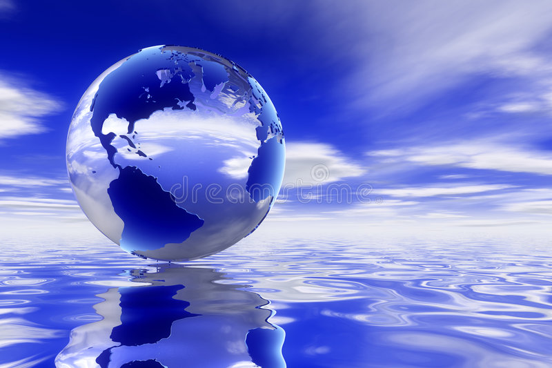 GlobalSeries vector illustration