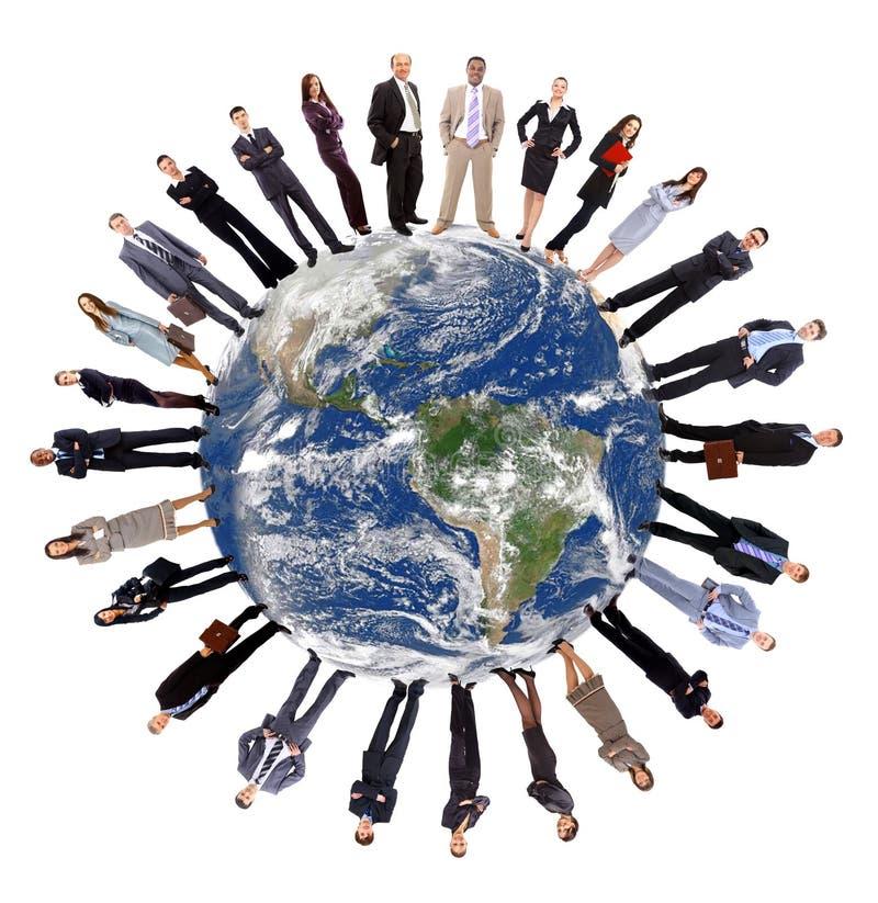 globalt kommunikationsbegrepp royaltyfri bild