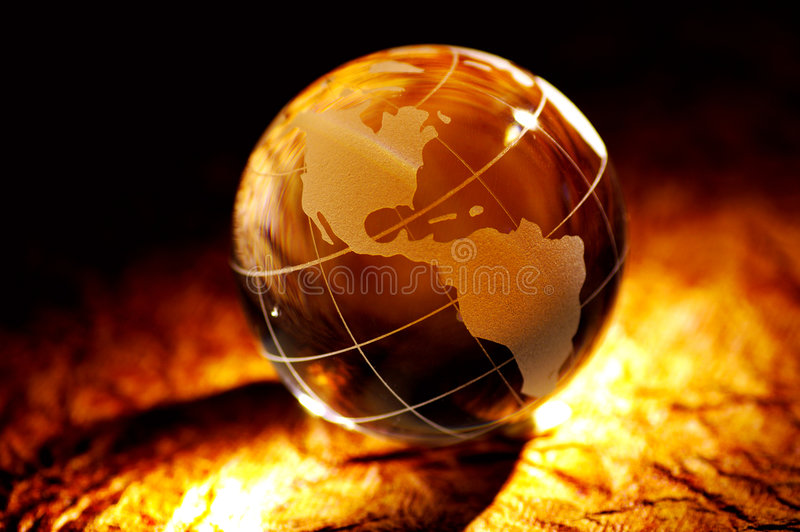 Download Globe stock image. Image of glow, glass, exploration, travel - 135751