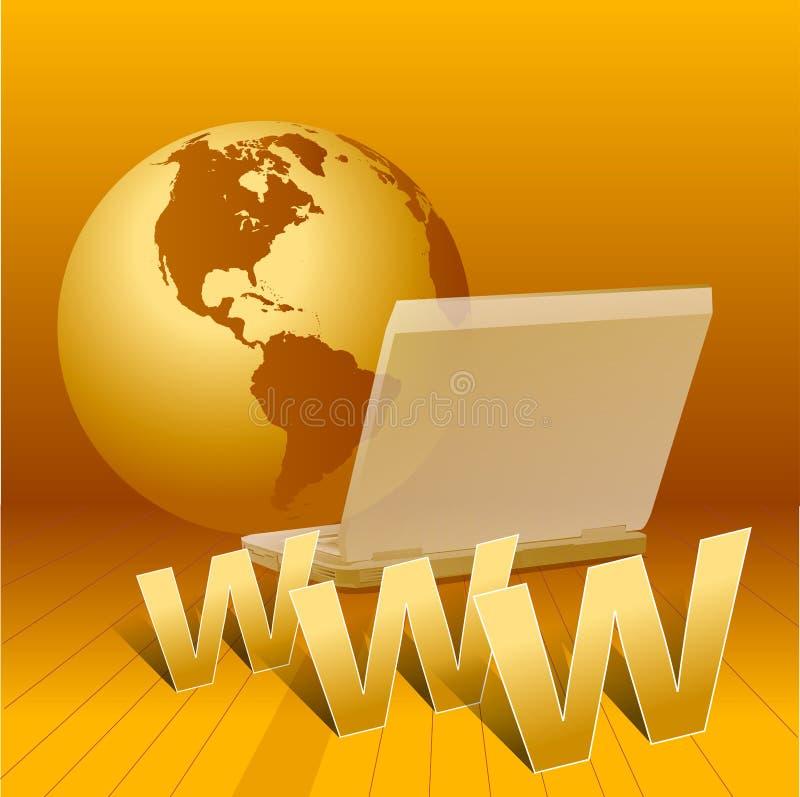 Download Globe stock vector. Illustration of electronics, america - 2560442