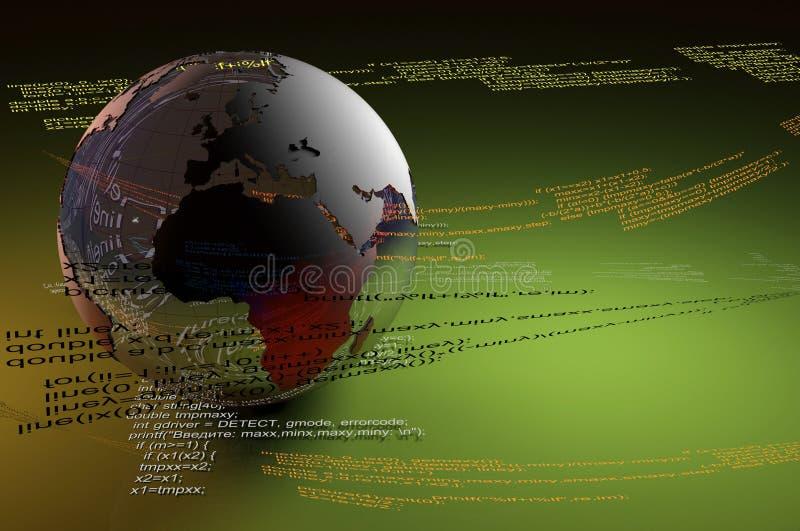 The Globe ilustração do vetor