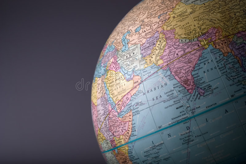 Download Globe Royalty Free Stock Photo - Image: 290985