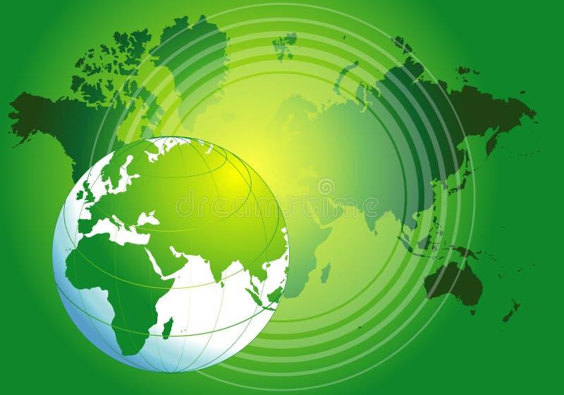 Globe illustration libre de droits