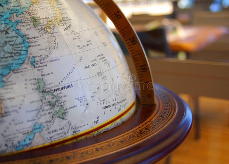 The Globe photo stock