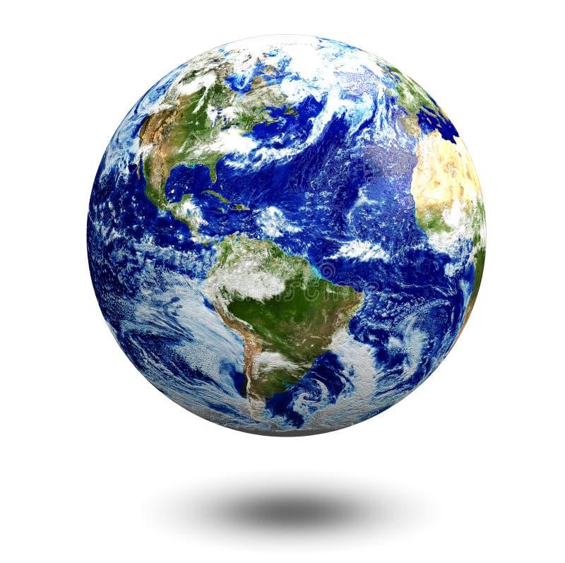 Globe vector illustration