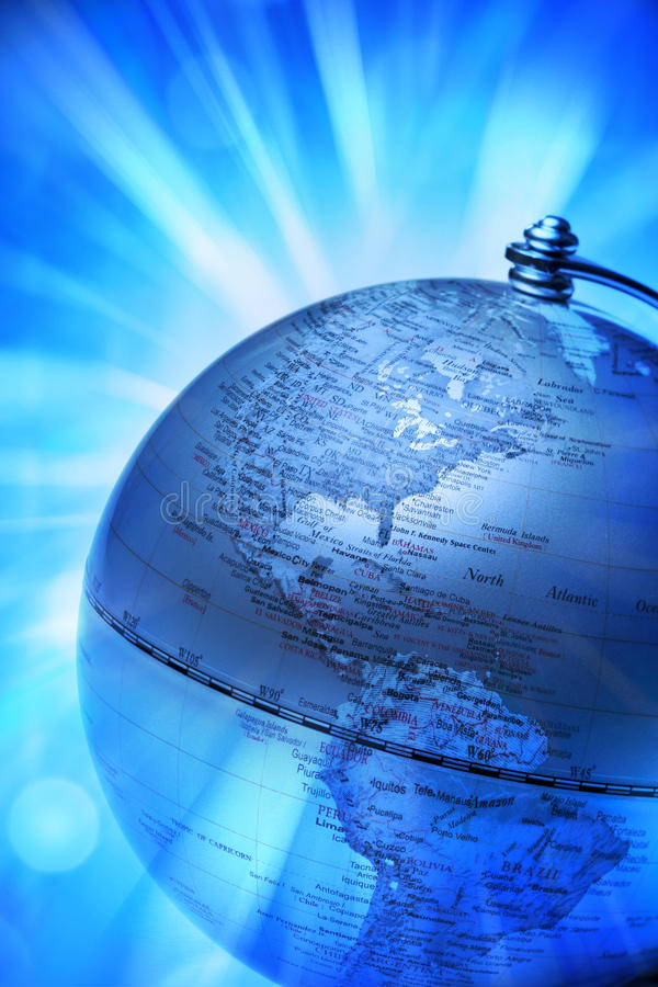 Download Globe America stock illustration. Image of continent - 11715539