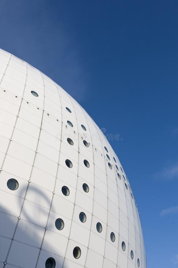 Download Globe arena Stockholm stock photo. Image of building - 28034266