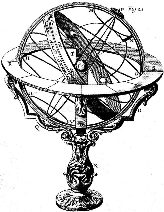 Globe-armillaire-01-md Free Public Domain Cc0 Image