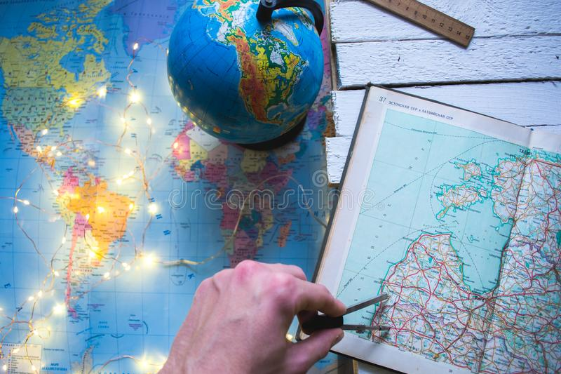 Globe on the background of the world map stock photo image 106641692 download globe on the background of the world map stock photo image 106641692 gumiabroncs Image collections