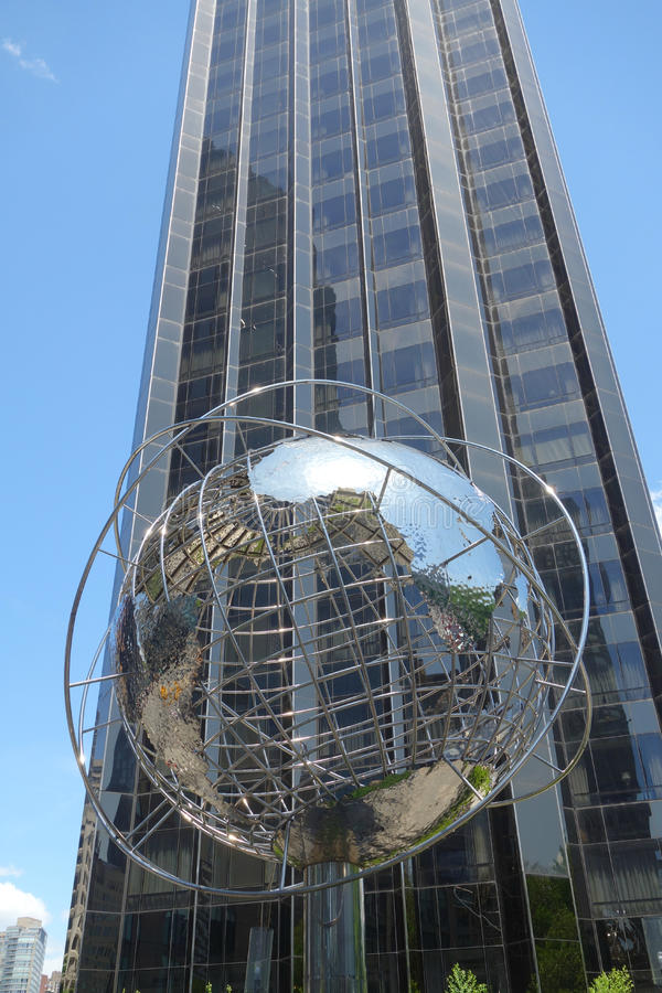 Globe d'atout photo libre de droits