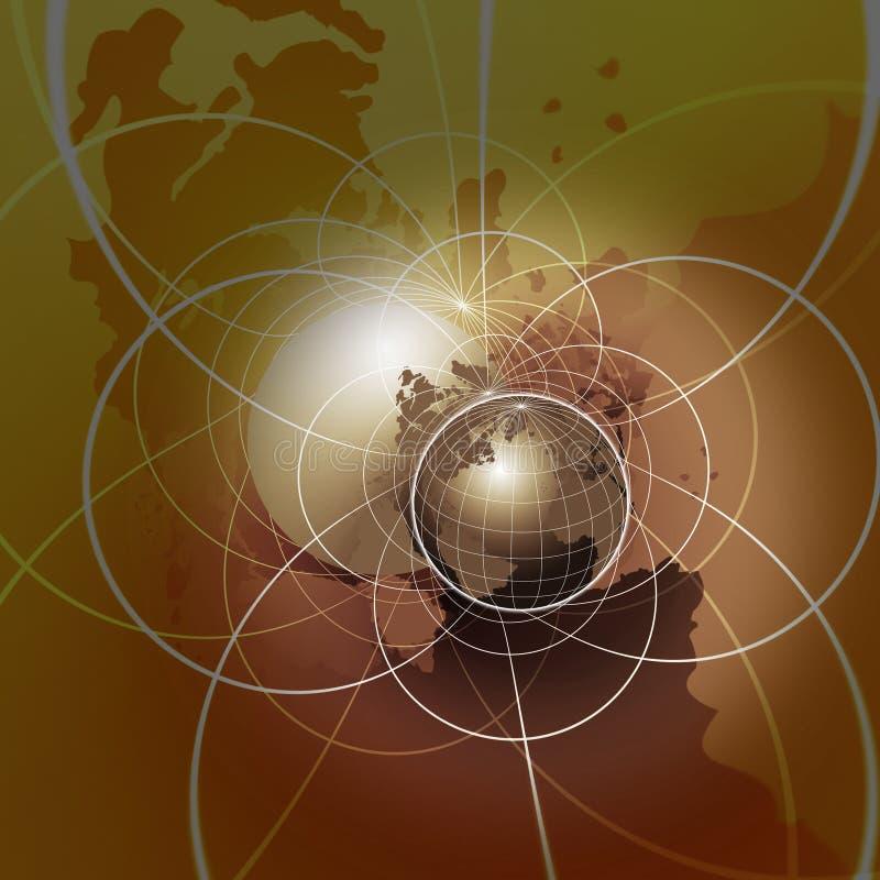 Globe d'Internet