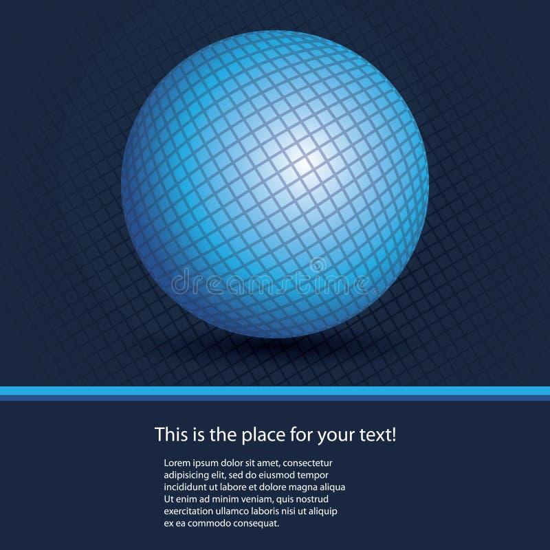 Globe Design Vector royalty free illustration