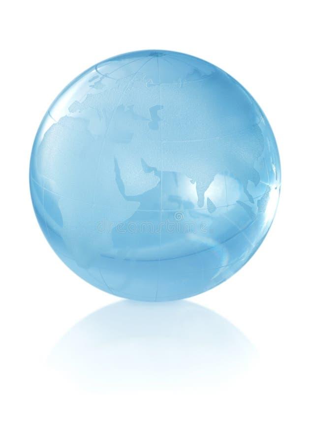 Globe en verre images libres de droits